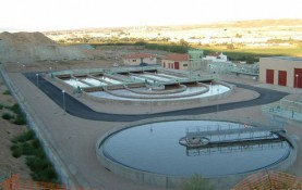 WASTEWATER TREATMENT PLANT IN CUARTE, 2002