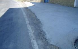 REPAIR OF ROADWAY IN FARASDUÉS, PROV. OF ZARAGOZA