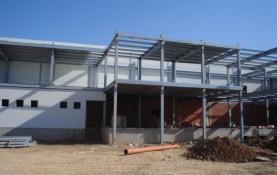 INDUSTRIAL BUILDING ON ALFAMEN INDUSTRIAL ESTATE
