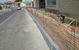 APAVEMENT CONSTRUCTION FOR CARRETERA DE ERLA NOS 87–115, EJEA DE LOS CABALLEROS