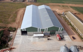 EXTENSION TO COMPOUND FEED FACTORY