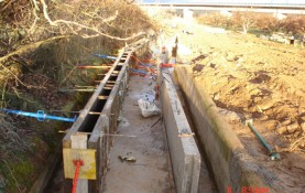IMPROVEMENTS TO THE MOLINAR AND COMPEN IRRIGATION CANALS IN THE MUNICIPALITY OF TERRER