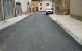 PAVING AND UPGRADING SERVICE NETWORKS PLAZA ESPAÑA
