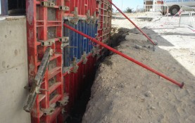 INFRASTRUCTURE UPGRADING IN CANTAMORA STREET