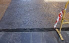INFRASTRUCTURE UPGRADING IN HERRERIAS STREET