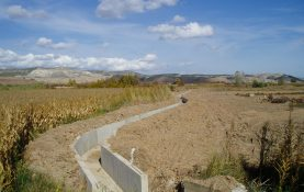 IMPROVEMENT PROJECT OF MOLINAR ACEQUIA IN THE T.M. OF TERRER