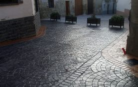RENOVATION OF INFRASTRUCTURES AND PAVEMENT OF SANTA MARIA STREET, HORNICO AND OLIVA BAJA DE EJEA DE LOS CABALLEROS