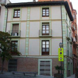 REHABILITATION OF RESIDENTIAL BUILDING IN EJEA DE LOS CABALLEROS