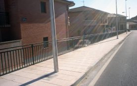 ADAPTATION, ACCESSIBILITY AND PROTECTION OF URBAN WAYS IN THE CITY OF LUNA POPULATION