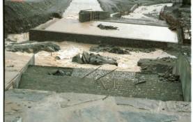 RESTAURATION HYDROLOGIQUE ET FORESTIÈRE (BIESCAS) 1996